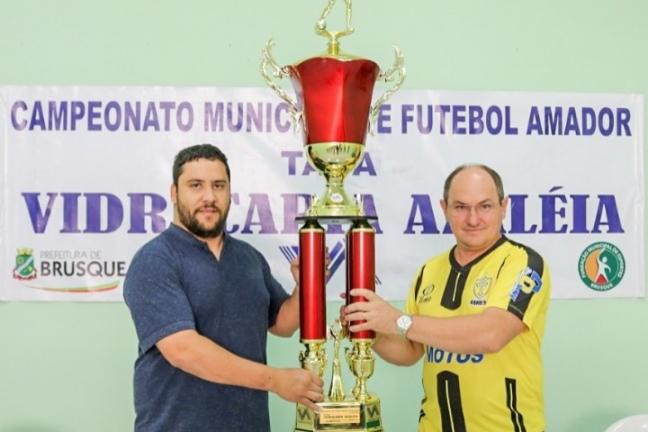 Juliano Batista, 31 anos, também atuou na equipe Cia do Esporte