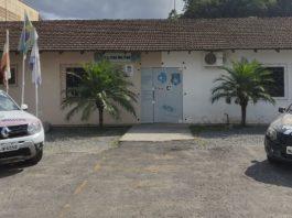 Quartel da Polícia Militar e sede da Polícia Civil em Guabiruba